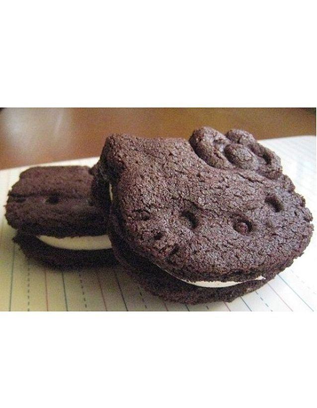 Des cookies choco
