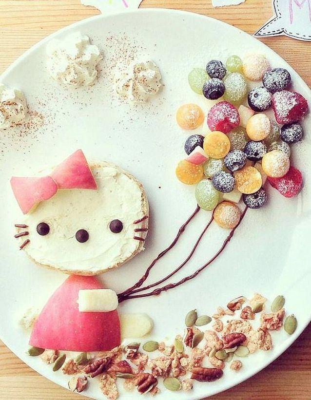 Du food art