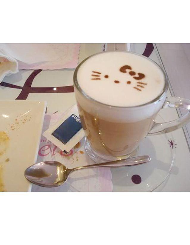 Un chaï latte
