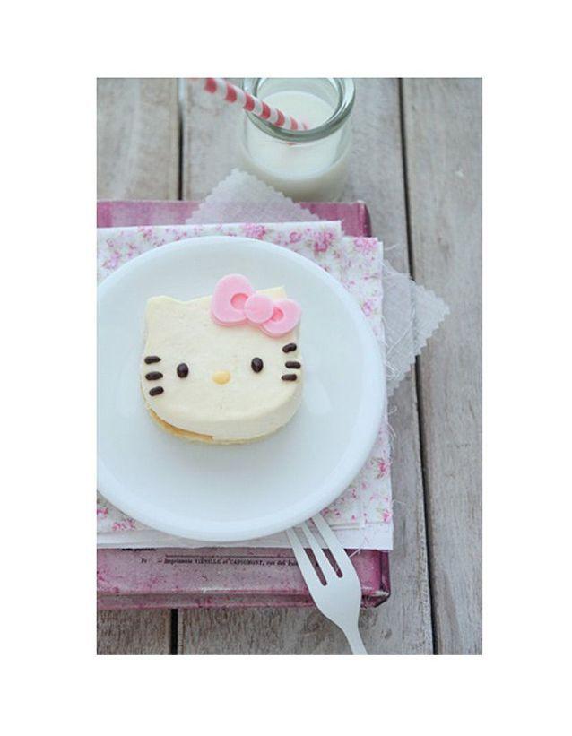 Un cheesecake