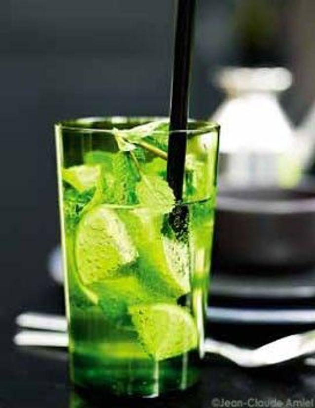 Mojito sans alcool