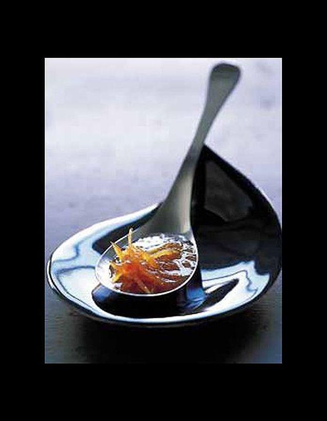 Confiture de pamplemousse miel et gingembre