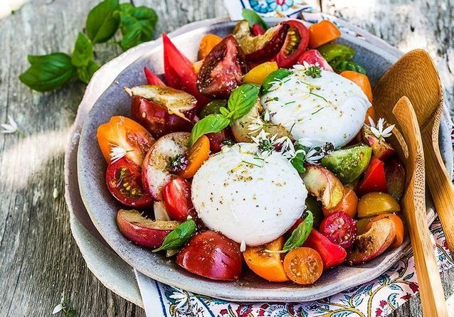 85 idées de salades originales