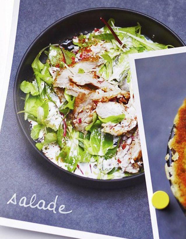 Salade d'épaule au yaourt