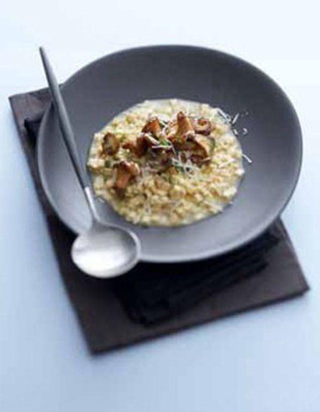 Crozets facon risotto