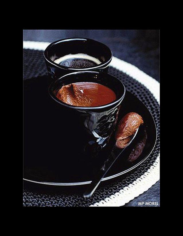 Cafe choco a la cuillere
