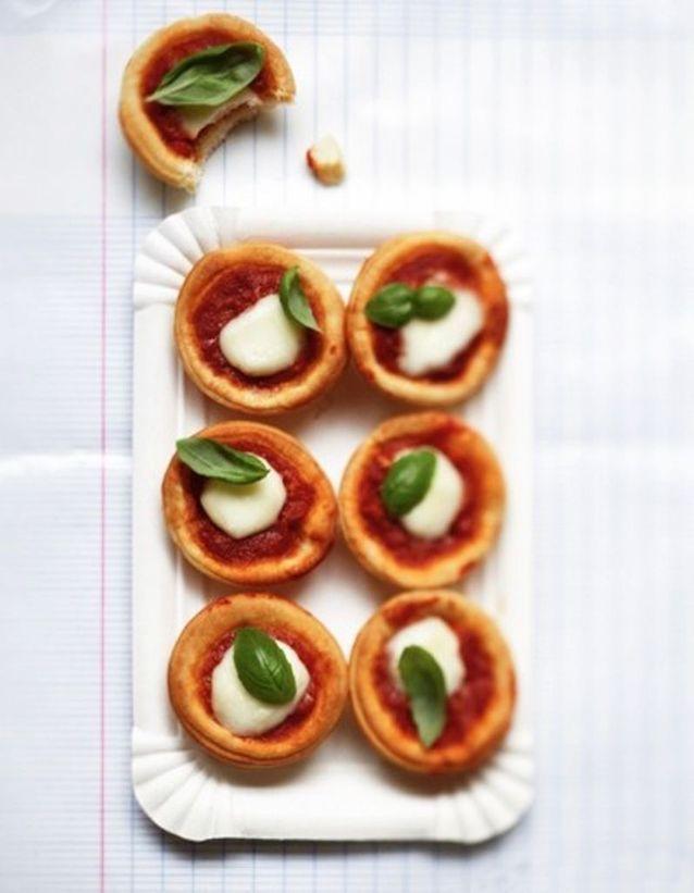 Mini-pizzas