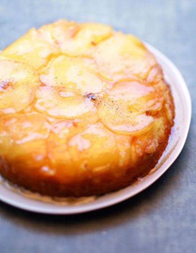 Gâteau tatin aux pommes