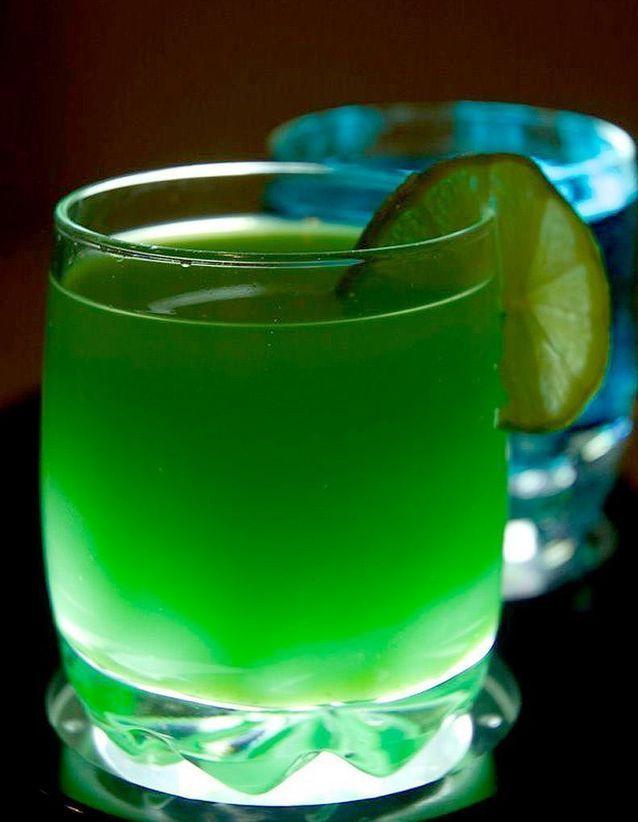 Cocktail maison sans alcool
