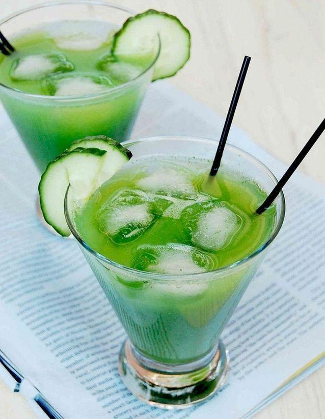 Cocktail sans alcool original