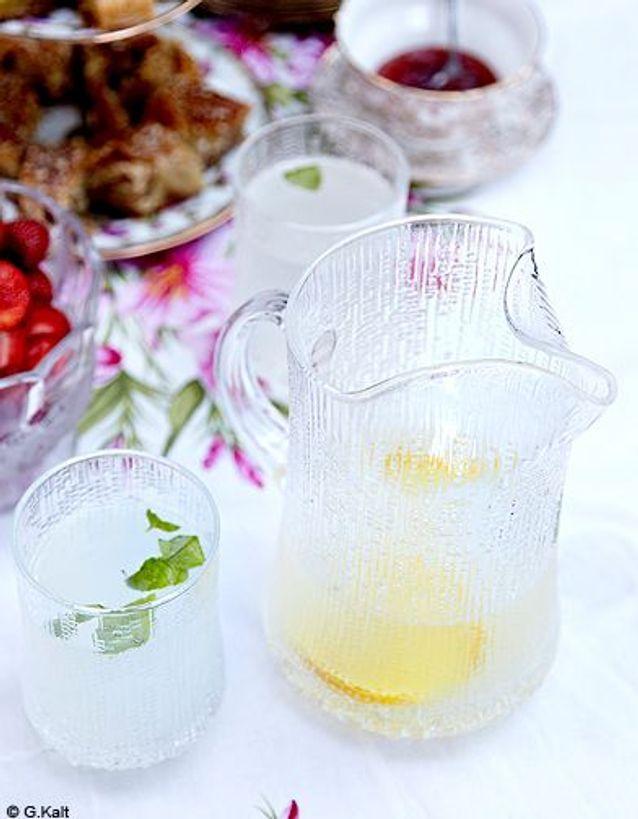 Cuisine recettes ete simple chypre erotokritos citronnade