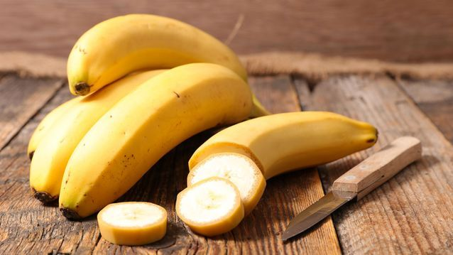 L'aliment anti stress n°1 : la banane