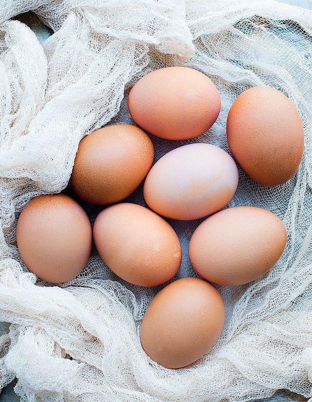 Les œufs sont des aliments gras qui font maigrir