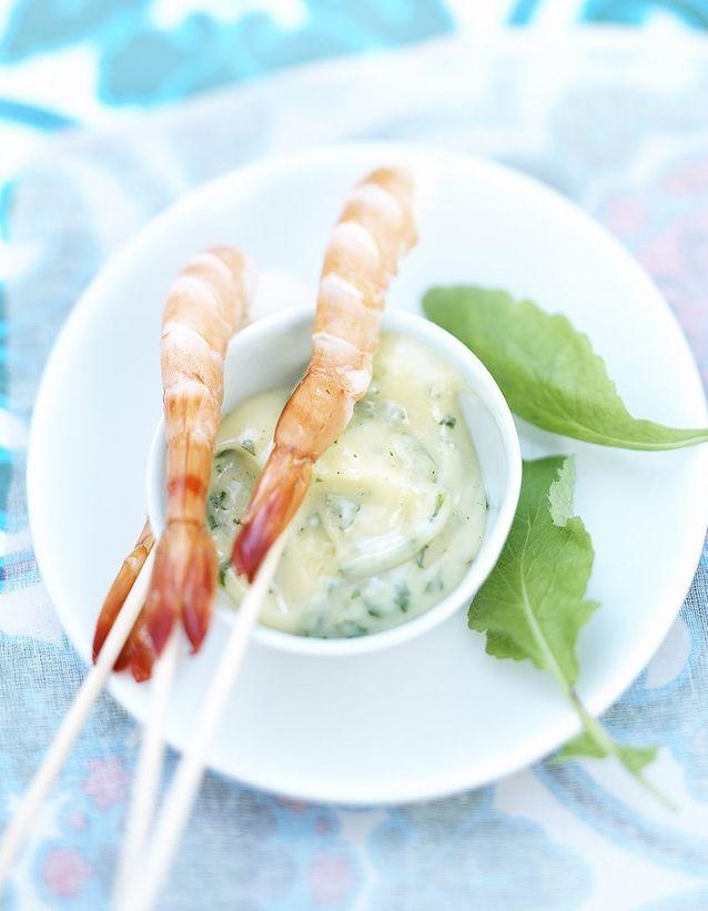 Aliment riche en oméga 3 : la crevette