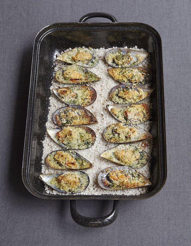 Aliment riche en oméga 3 : les moules