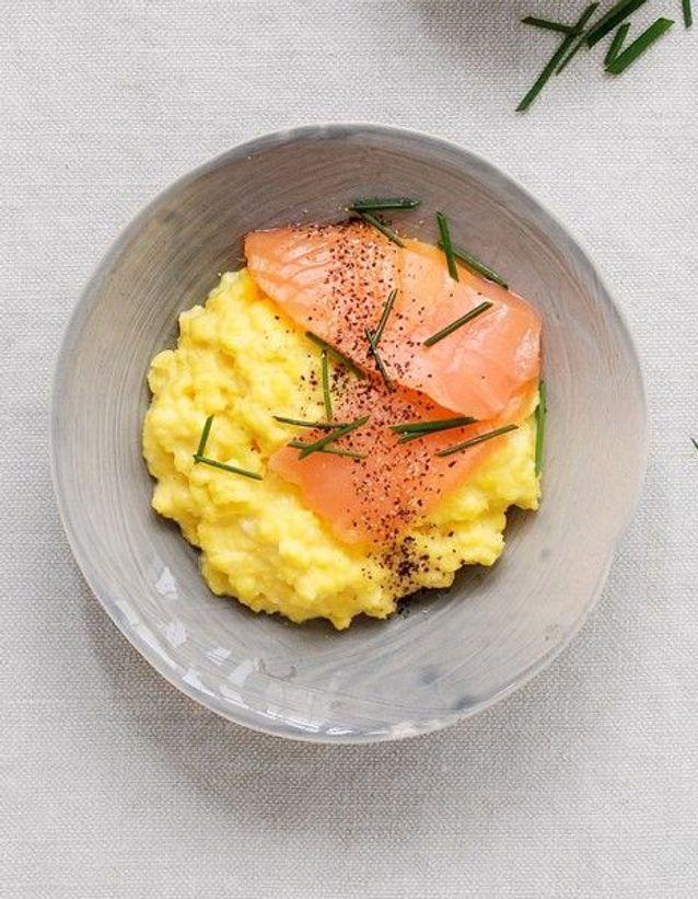 L'œuf, un aliment riche en zinc