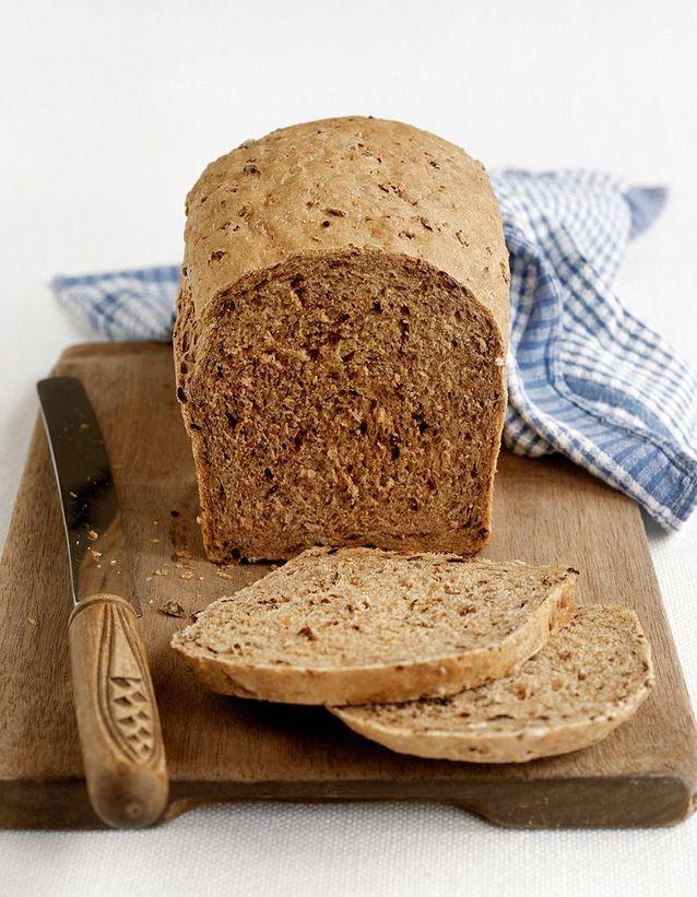 Le pain complet est meilleur pour la santé que le pain blanc
