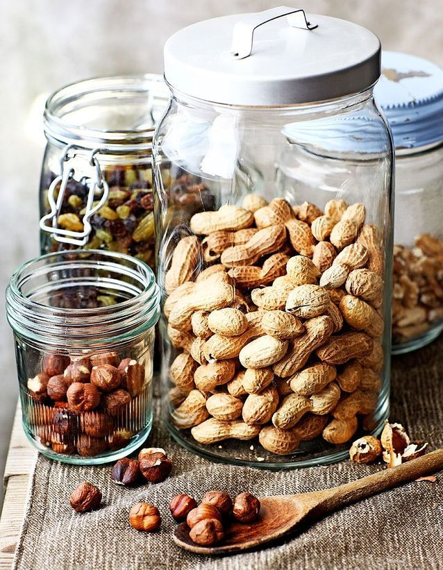 Les fruits secs contiennent autant de vitamines que les fruits frais