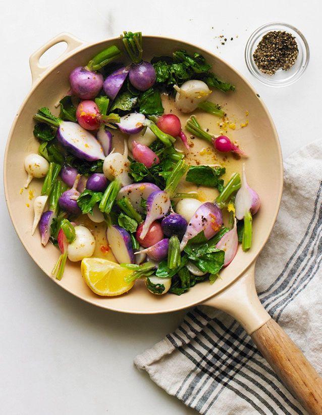Les légumes sont des aliments riches en fibres