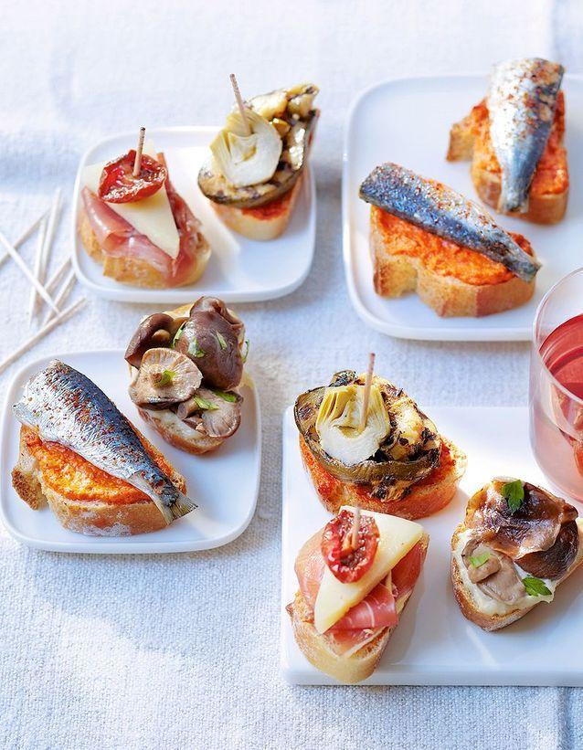 La sardine à l'huile est une source de magnésium