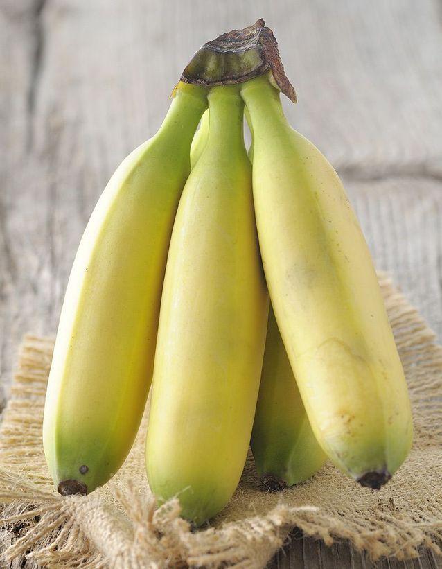 La banane, une mine de potassium