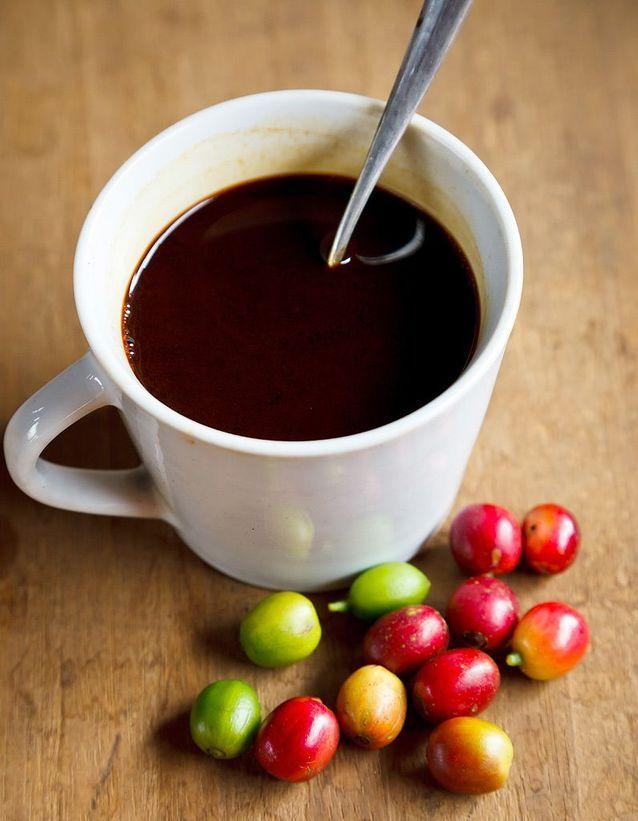 Le café, le roi du potassium