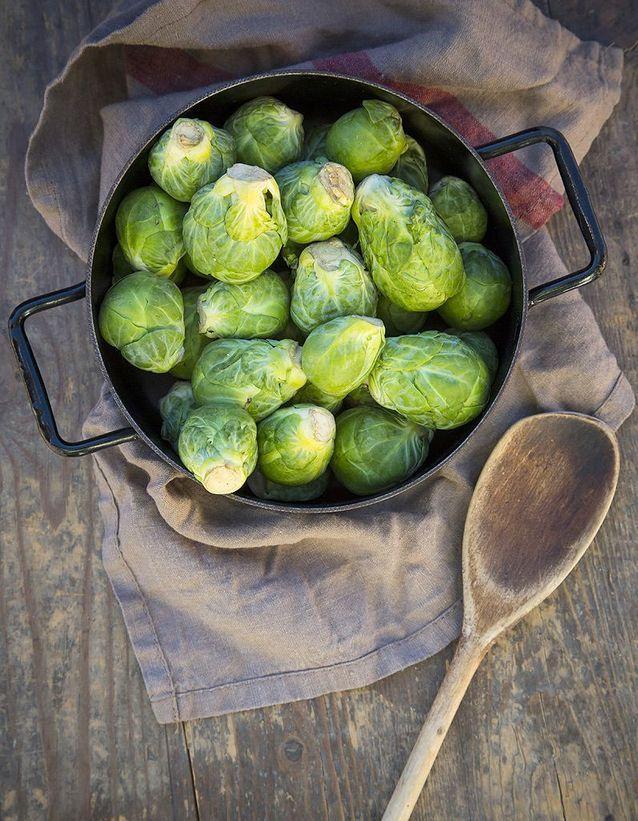 Les légumes frais, les aliments les plus riches en potassium