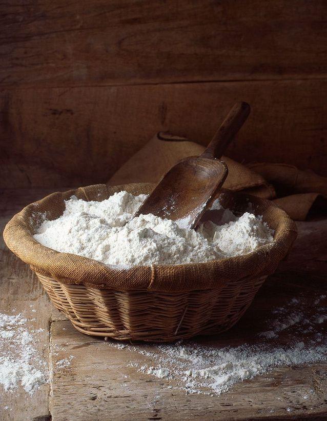 La farine de manioc est un aliment sans gluten
