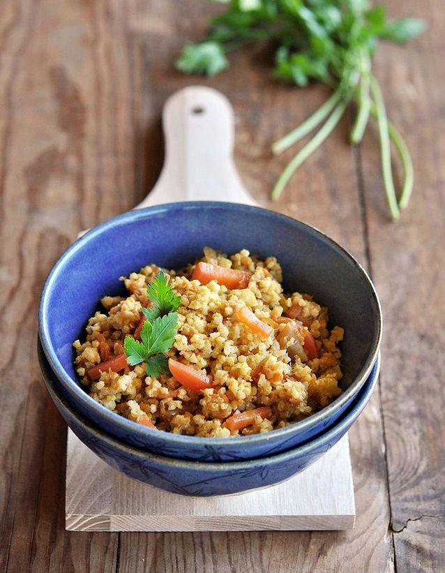 Le millet est un aliment sans gluten