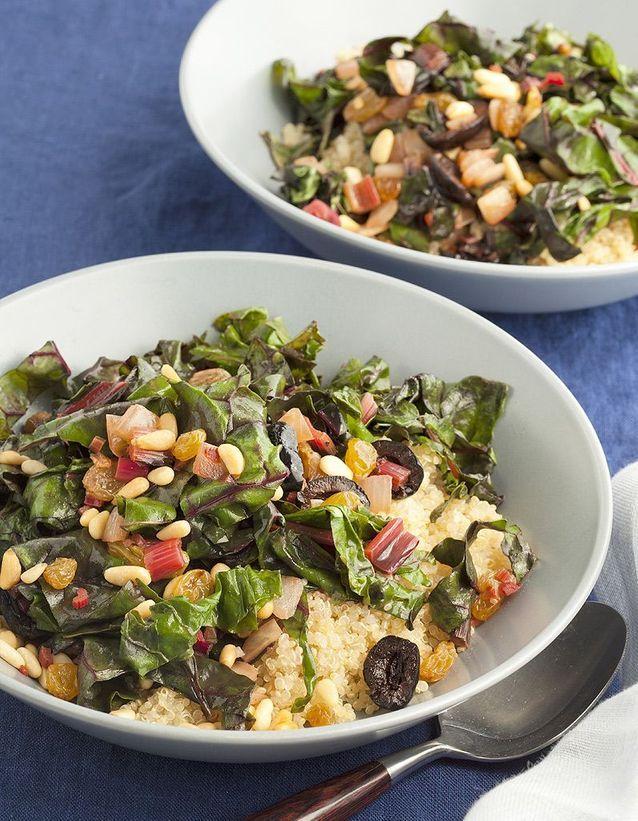 Le quinoa est un aliment sans gluten