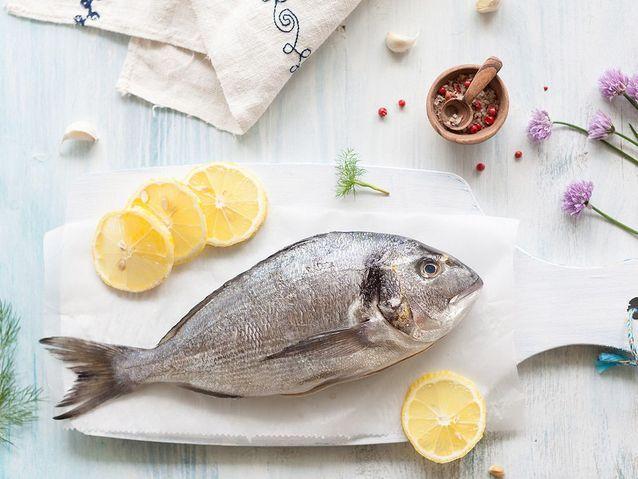 Les poissons sont des aliments sans sucre