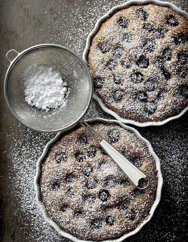 Simply cherry pie (Tarte aux cerises)