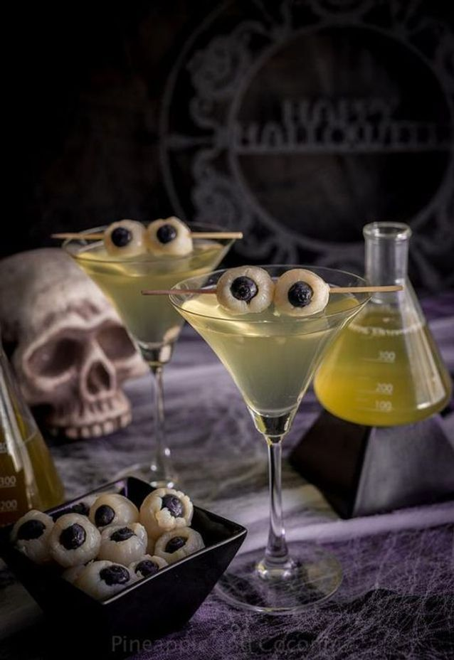 Apéro halloween alcool