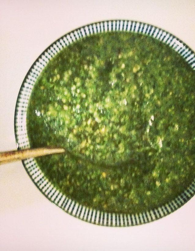 Pesto à tout faire