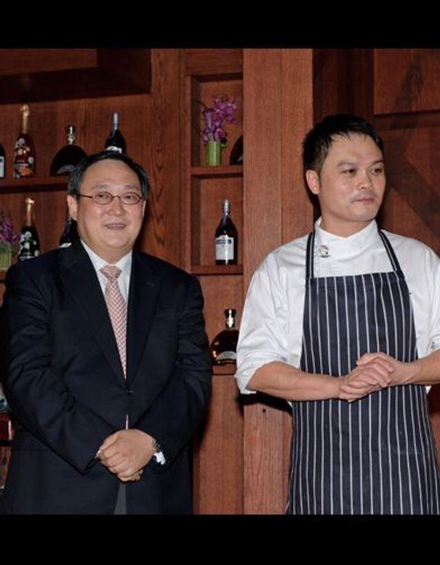 Chefs Ignatius Chan Sam Leong