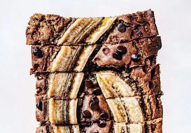 Le banana bread, le gâteau facile du quotidien
