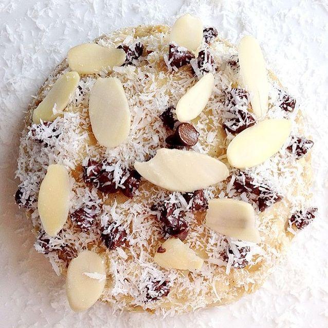 Bowl cake noisette chocolat