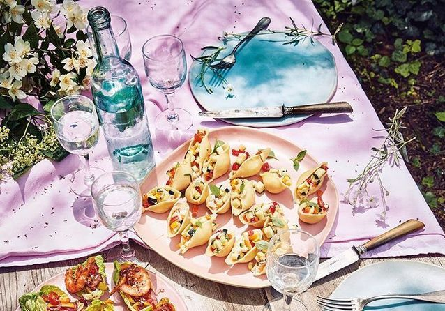 23 recettes pour un buffet d'été renversant