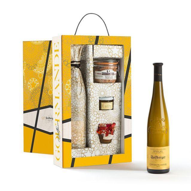 Cadeau de dernière minute pour célébrer l'Alsace