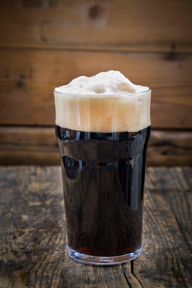 Combien de calories dans la bière brune