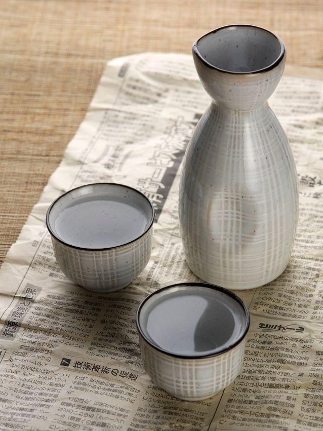Combien de calories dans le saké