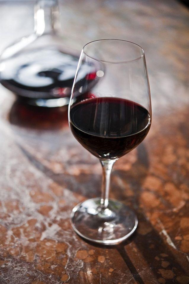 Combien de calories dans le vin rouge 10°