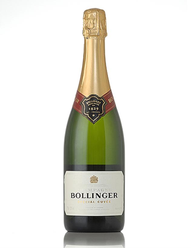 Brut spécial cuvée de Bollinger