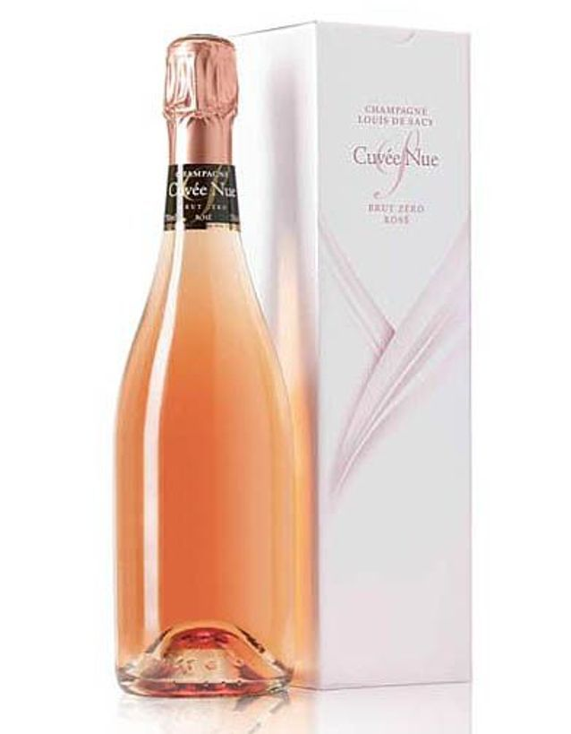 Cuvée Nue Rosé de Louis de Sacy