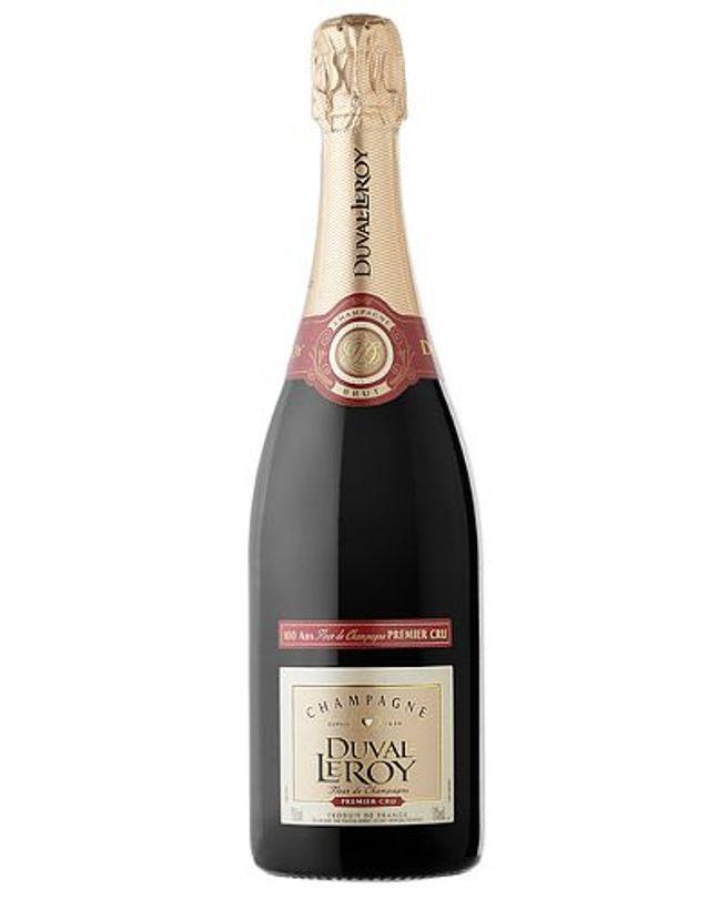 Fleur de champagne de Duval-Leroy