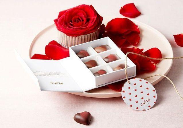 Des chocolats de Saint-Valentin à croquer