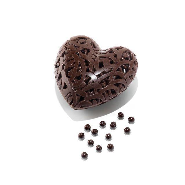 Chocolats Saint-Valentin Boissier