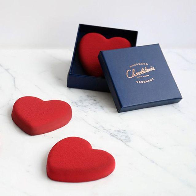 Chocolats Saint-Valentin Cyril Lignac