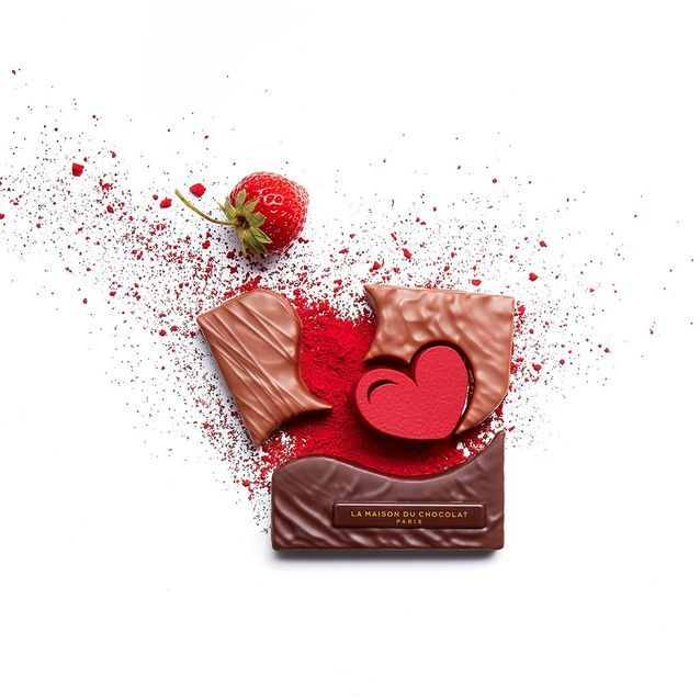 Chocolats Saint-Valentin La Maison du Chocolat