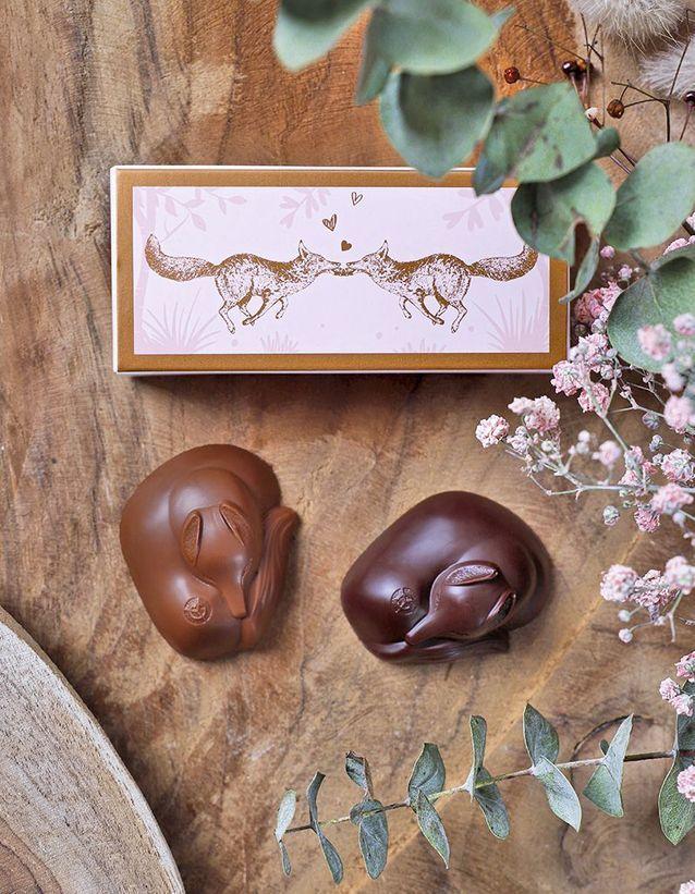 Chocolats Saint-Valentin Yann Couvreur